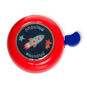 Звонок для самоката / велосипеда Movino Red