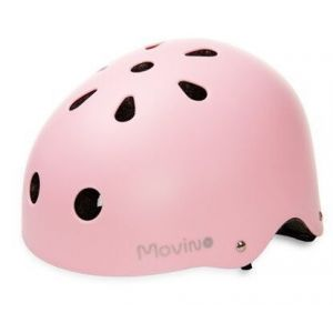 Шлем защитный Movino Light Pink