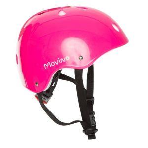 Шлем защитный Movino Pink