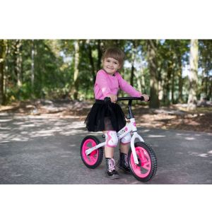 Беговел Movino Sport (black-pink)