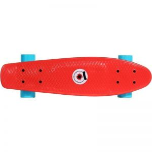 Скейтборд OXELO SKATE JUNIOR (красный)
