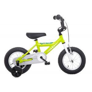 """Велосипед Yedoo Pidapi Steel 12"""" (зеленый)"""