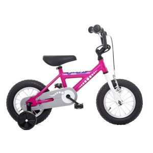 "Велосипед Yedoo Pidapi Steel 12"" (розовый)"