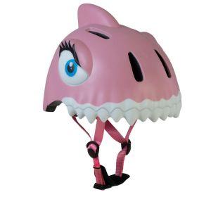 Защитный шлем CrazySafety Pink Shark new