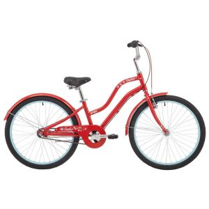 """Велосипед 24"""" Pride Sophie 4.2 красный 2019"""