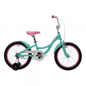"""Велосипед 18"""" Pride Amelia мятно-розовый 2018"""