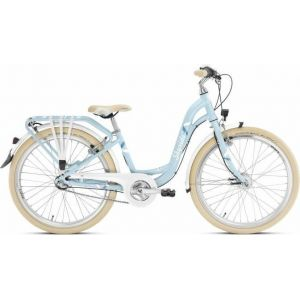 Велосипед Puky Skyride 24-3 Alu light azure (лазурный)