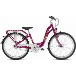 Велосипед Puky Skyride 24-3 Alu light berry (ягодный)