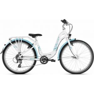 Велосипед Puky Skyride 24-8 Alu light white (белый)