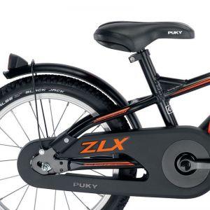 Велосипед Puky ZLX 16 ALU (черный)
