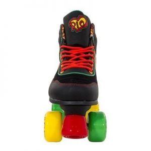 Роликовые коньки Rio Roller Guava (черный)