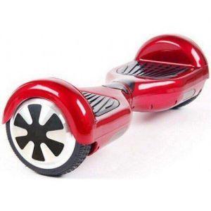 Мини-сигвей (гироборд) Candy wheels 6,5'' (красный)