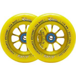 Колесо для трюкового самоката River Naturals Rapid Pro Scooter Wheels (Sunrise)