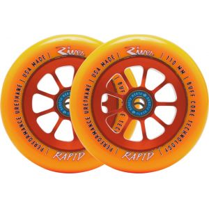 Колесо для трюкового самоката River Naturals Rapid Pro Scooter Wheels (Sunset)