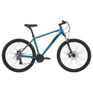 "Велосипед 27,5"" Pride MARVEL 7.2 голубой 2020"