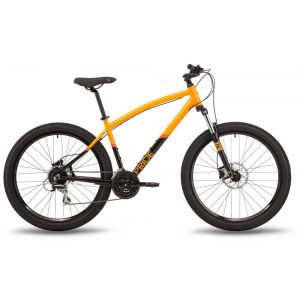 """Велосипед 27,5"""" Pride RAGGEY 2020 оранжево-черный"""