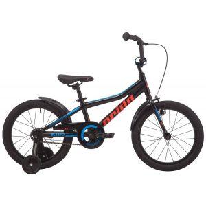 """Велосипед 18"""" Pride Rider черный 2019"""