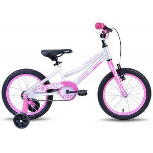 "Велосипед 16"" Apollo Neo girls 2019 (розовый/белый)"