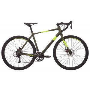 """Велосипед 28"""" Pride ROCX 8.2 хаки 2018"""