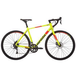 """Велосипед 28"""" Pride ROCX 8.1 лайм 2018"""