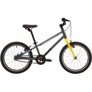 """Велосипед 18"""" Pride GLIDER 18 2020 серый"""