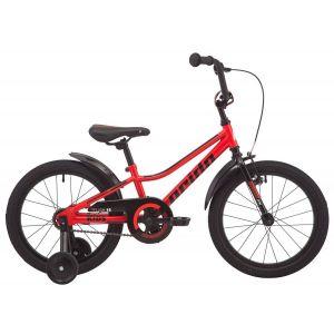 """Велосипед 18"""" Pride Flash красный 2019"""