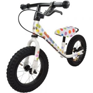 "Беговел 12"" Kiddimoto Super Junior Max Super Dotty"