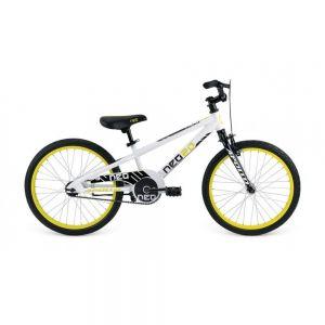 """Велосипед 20"""" Apollo Neo boys Gloss White / Gloss Black / Gloss Lime"""