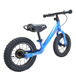 "Беговел 12"" Kiddimoto Super Junior Max (оранжевый)"