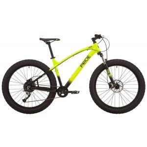 """Велосипед 27,5"""" Pride SAVAGE 7.1 желтый 2019"""