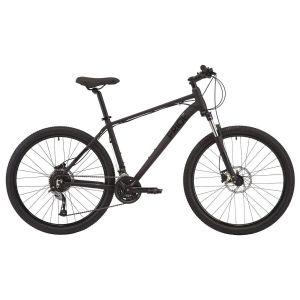 """Велосипед 27,5"""" Pride MARVEL 7.3 черный 2020"""