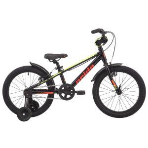 """Велосипед 18"""" Pride ROWDY 18 черный 2019"""