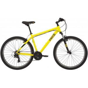 """Велосипед 27,5"""" Pride MARVEL 7.1 желтый 2020"""