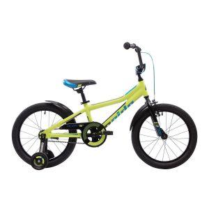 """Велосипед 18"""" Pride Rider (лайм, голубой, черный) 2018"""
