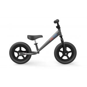 "Беговел 12"" Kiddimoto Super Junior (серый)"