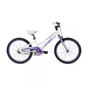"Велосипед 20"" Apollo Neo girls Gloss White / Gloss Lavender"
