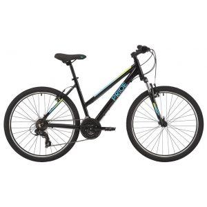 "Велосипед 26"" Pride STELLA 6.1 черный 2020"