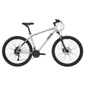 "Велосипед 27,5"" Pride MARVEL 7.3 серый 2020"