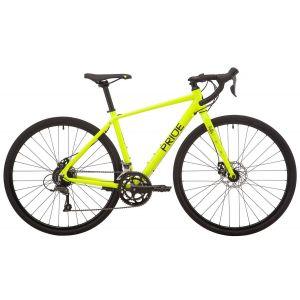 """Велосипед 28"""" Pride ROCX 8.1 лайм 2019"""