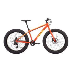 "Велосипед 26"" Pride DONUT 6.1 оранж/желтый 2018"