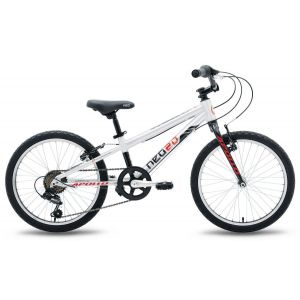 """Велосипед 20"""" Apollo Neo 6s boys черный/красный 2018"""