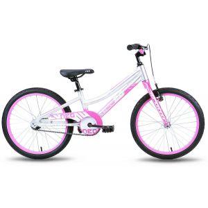 "Велосипед 20"" Apollo Neo girls 2019 (розовый/белый)"