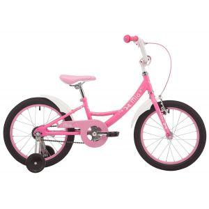 """Велосипед 18"""" Pride Mia розовый 2019"""