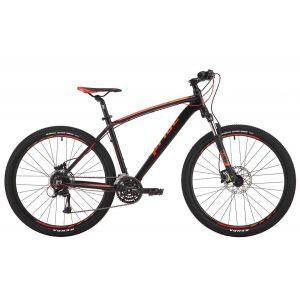 """Велосипед 27,5"""" Pride Rebel 7.3 черный, оранжевый, красный 2017"""