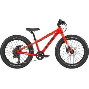 "Велосипед 20+"" Cannondale Cujo Race OS 2020 ARD (красный)"