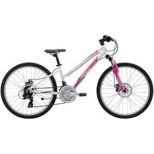 "Велосипед 24"" Apollo Verve gloss White / gloss Pink / gloss Lavender 2019"