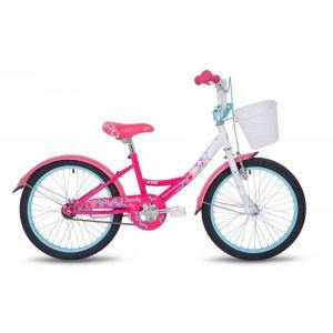 """Велосипед 20"""" Pride Sandy белый/малиновый/розовый 2018"""