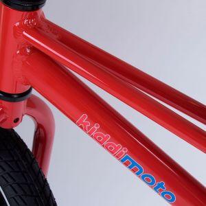 """Беговел 12"""" Kiddimoto BMX2 (красный)"""