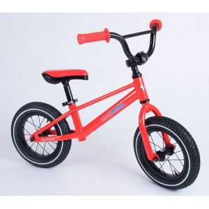 "Беговел 12"" Kiddimoto BMX2 (красный)"