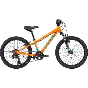 "Велосипед 20"" Cannondale Trail Girls OS 2021 CRU (орнажевый)"